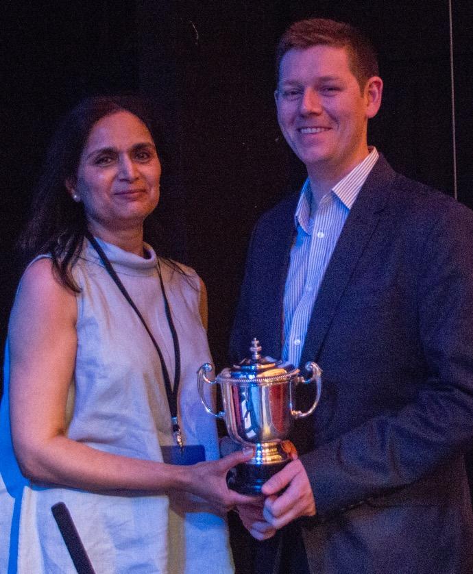 Alun Barnard Founder's Cup 2015