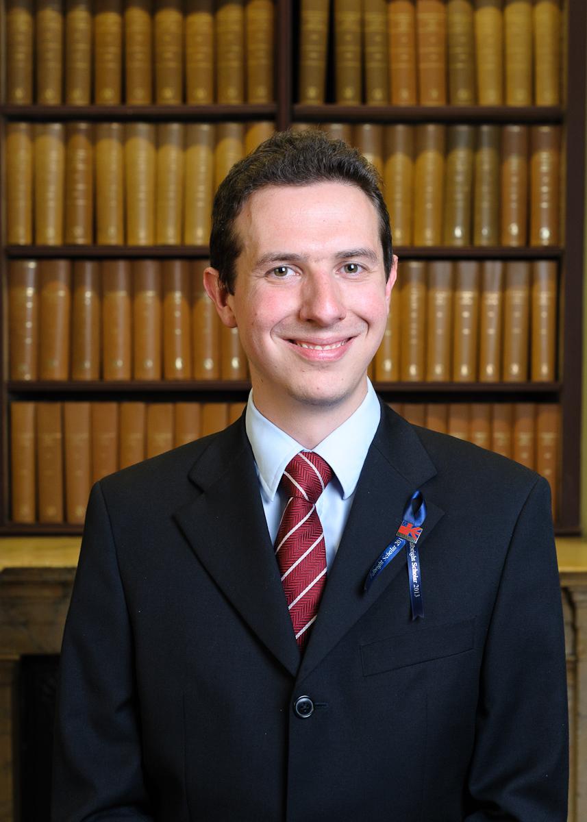 Daniel Lipinski Fulbright Award 2012