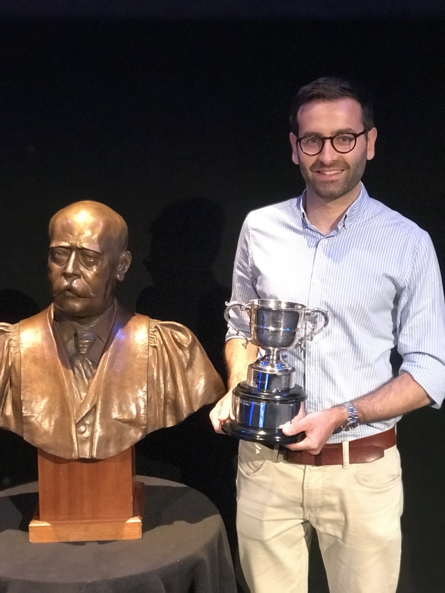 Harry Orlans Founder's Cup 2018